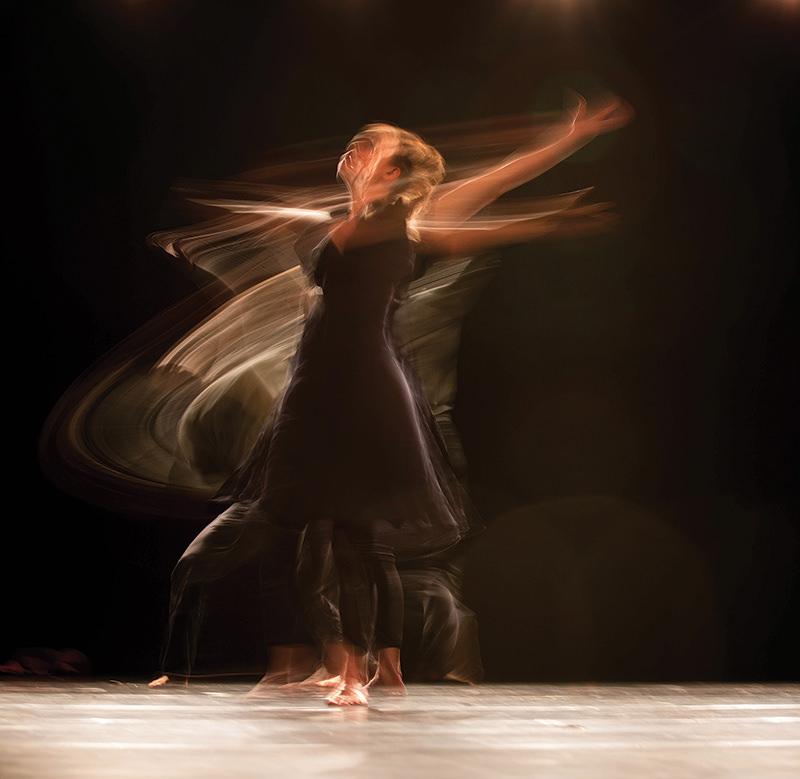 La danse, une méditation – Tanz als Meditation