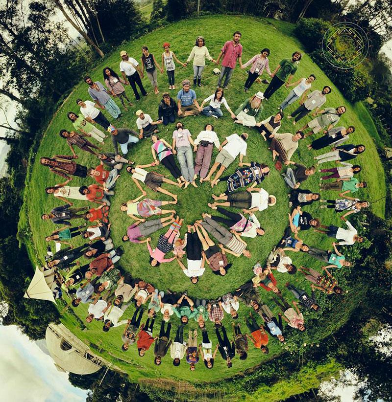 De la tête au coeur vers les mains: vivre ensemble une transition écologique