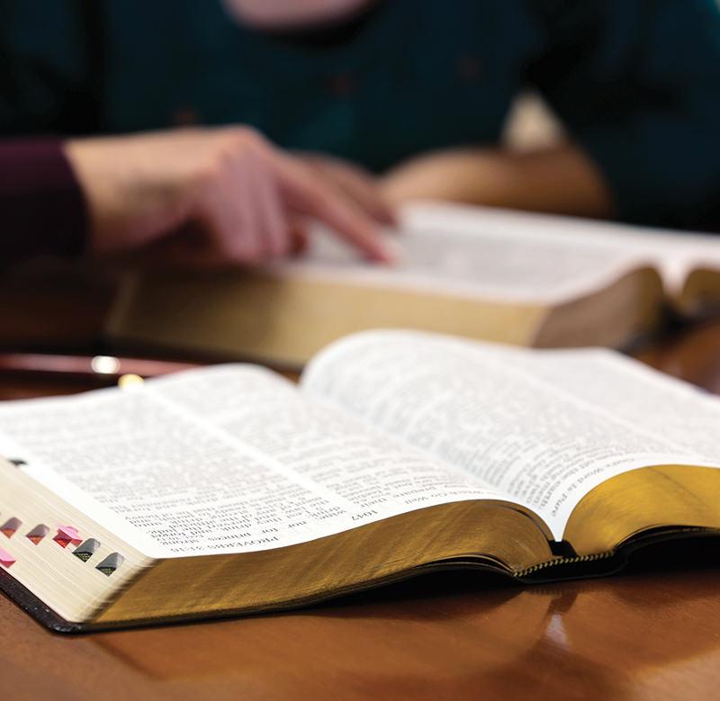 Lire ensemble l'Evangile de St Marc