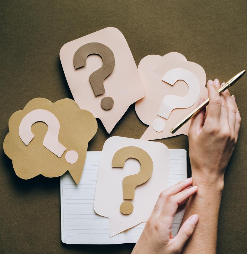 Vous avez des questions ? Dialogue informel